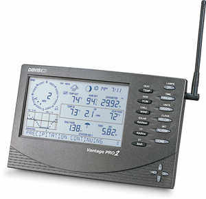 Wireless Davis Vantage Pro2 Weather Station