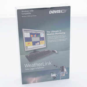 Davis WeatherLink Software