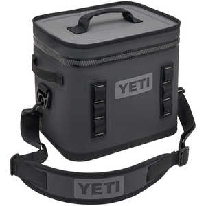 YETI Hopper Flip 12 Soft-Side Cooler, Fog Gray