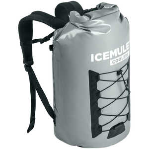 IceMule Pro Cooler, X-Large, 33-Liter Capacity, Grey