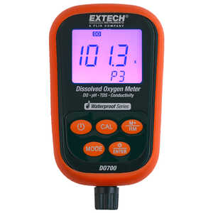 Extech DO 700 Portable 9-Parameter Meter Kit