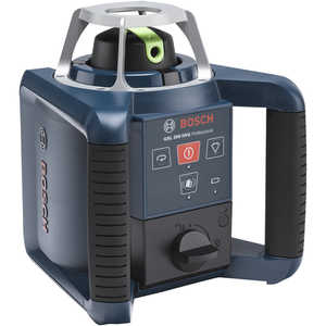 Bosch GRL 300 HVG Green Beam Self-Leveling Rotary Laser Kit with LR1G Receiver