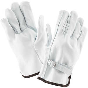 PIP® Unlined Leather Driver's Gloves