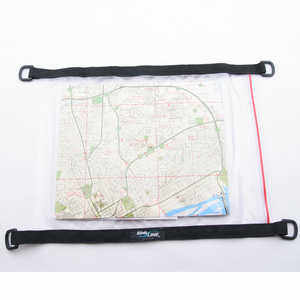 "SealLine Map Case, Medium, 12"" x 16"" Outside, 10"" x 14.5"" Inside"
