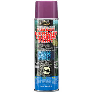 Aervoe Professional Choice Aerosol Boundary Marking Paint, Purple