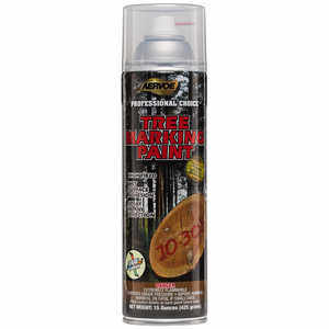 Aervoe® Professional Choice Aerosol Tree Marking Paint
