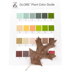 GLOBE Plant Color Guide