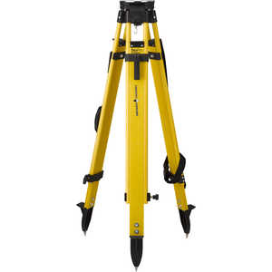 Forestry Suppliers Heavy-Duty 5/8˝ x 11 Dual-Clamp Composite Tripod