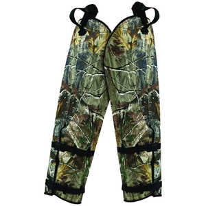 "25"" to 28"" Inseam, 25"" Thigh, ScentBlocker Snake Chaps, Realtree Camouflage"
