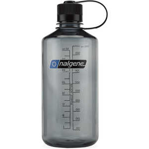 Nalgene 32 oz. Narrow Mouth Water Bottle, Gray