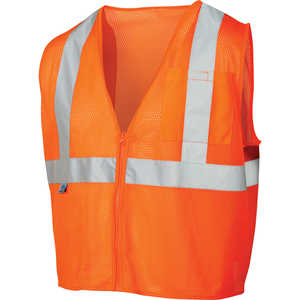 Pyramex® ANSI Class 2 Mesh Safety Vests