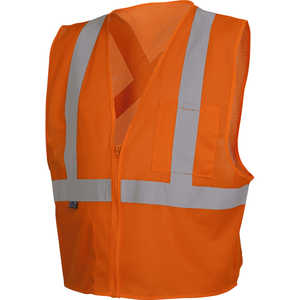 Pyramex® ANSI Class 2/CSA Z96 Mesh Safety Vests