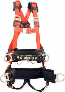 "Elk River Eagle Tower Harness, Medium, 32"" to 42"" Waist"