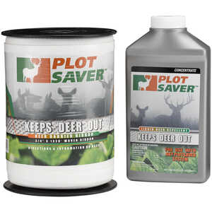 Plotsaver Deer Repellent System Starter Kit