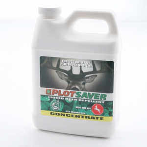 Plotsaver Liquid Deer Repellent, Quart Concentrate