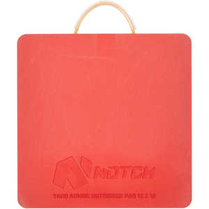 "Notch Yard Armor Outrigger Pad, 18"" x 18"""