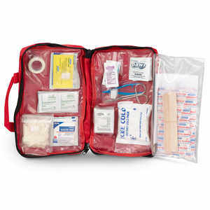 Physicians Care Soft-Sided First Aid Kit 195 Pcs