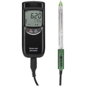 Hanna Instruments Direct Soil pH Measurement Kit