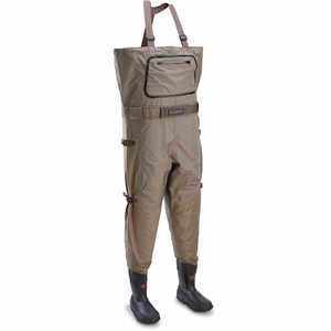 Size 7, LaCrosse Alpha Swampfox Drop Top Chest Waders