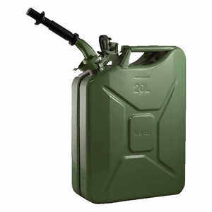 NATO 20-Liter Jerry Can with Spout, Green