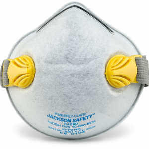OV Protection, JACKSON SAFETY R20 Particulate Respirator with P95 Box of 10