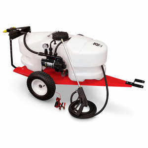 Fimco 25-Gallon Boomless Trailer Sprayer