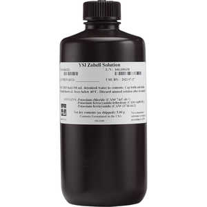 YSI Zobell ORP Calibration Solution, 500 ml
