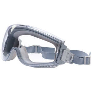 Uvex Stealth Goggles, Clear Lens, Anti-Fog