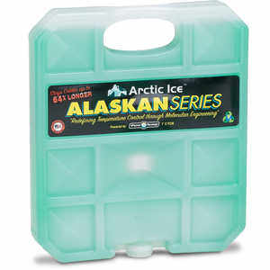 Arctic Ice™ Alaskan Series High Performance Reusable Ice; Size: Medium