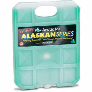 Arctic Ice™ Alaskan Series High Performance Reusable Ice; Size: Large