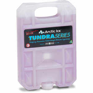 Arctic Ice™ Tundra Series High Performance Reusable Ice; Size: Small