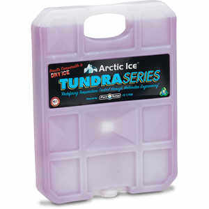 Arctic Ice™ Tundra Series High Performance Reusable Ice; Size: Large