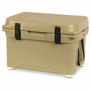 Engel DeepBlue 25 Qt. Cooler, Tan