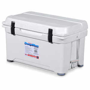 Engel DeepBlue Cooler, 35 Qt., White