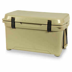 Engel DeepBlue 35 Qt. Cooler, Tan