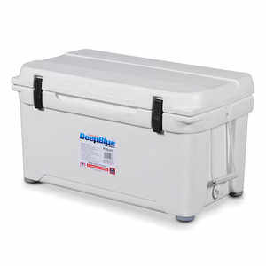 Engel DeepBlue 65 Qt. Cooler, White