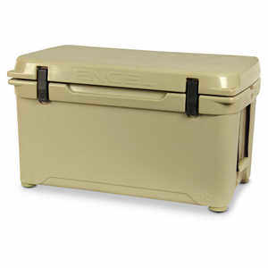 Engel DeepBlue 65 Qt. Cooler, Tan