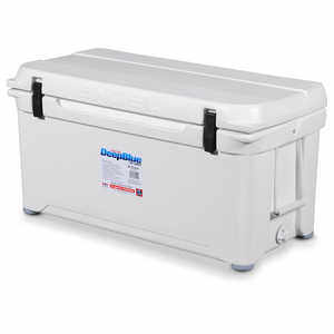 Engel DeepBlue Cooler, 80 Qt., White