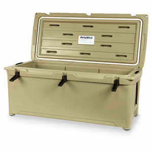 Engel DeepBlue 123 Qt. Cooler, Tan