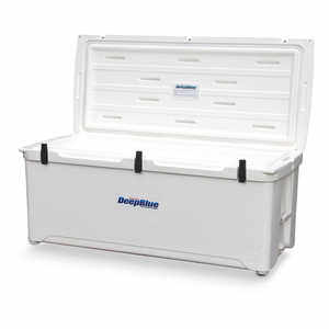 Engel DeepBlue Cooler, 240 Qt., White