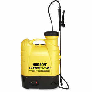 Hudson NeverPump Bak-Pak Sprayer