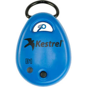 Kestrel DROP D1 Temperature Data Logger, Blue