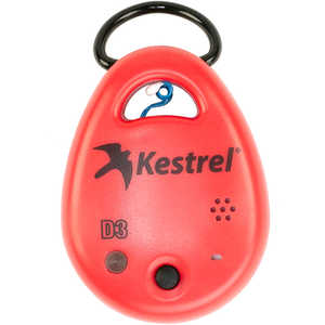 Kestrel DROP D3 Environment Sensor, Red