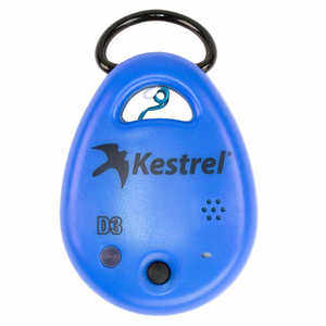 Kestrel DROP D3 Environment Sensor, Blue