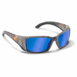 Costa Blackfin Sunglasses with 400G Blue Mirror Glass Lens