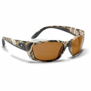 Costa Fisch Sunglasses, with 580P Copper Lens