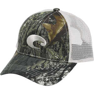 Costa Mesh Hat, Mossy Oak® New Break Up™ Camo/Stone