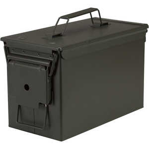 Rothco Mil-Spec Ammo Can, Model 2102 .50 Caliber Standard