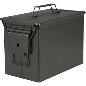 Rothco Mil-Spec Ammo Can, Model 2107 .50 Caliber Fat