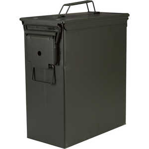 Rothco Mil-Spec Ammo Can, Model 2108 .50 Caliber Tall
